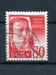 Baden-Nr-36-gest-Freimarke-80-Pf