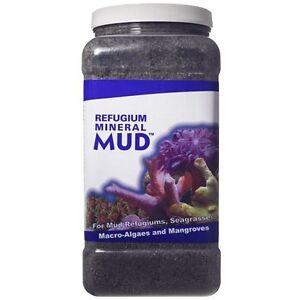 CaribSea Mineral-Mud - Refugium Media, 1 gal.
