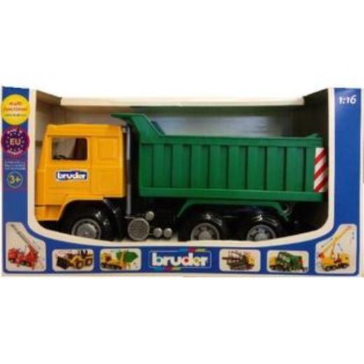 Bruder 1/16 MAN TGA Tip Up Truck BR02765