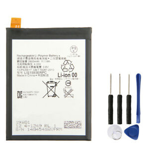 Replacement-Battery-LIS1593ERPC-For-Sony-Xperia-Z5-E6883-2900mAh