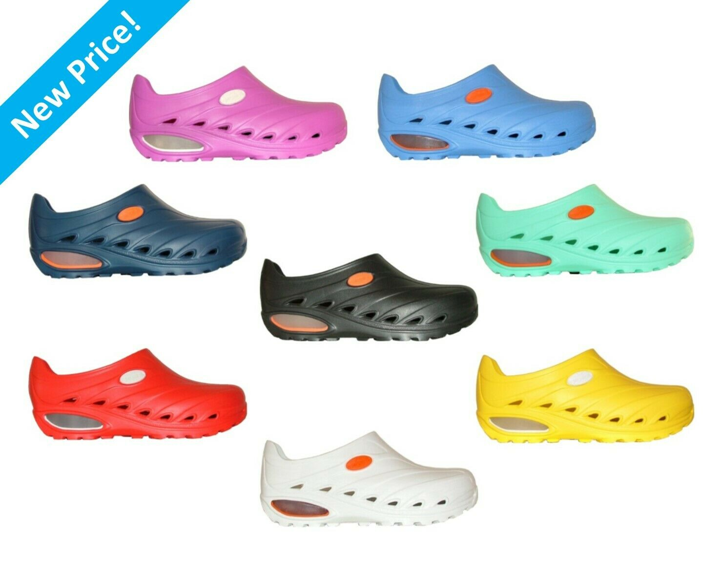 Dynamic Washable Anti-slip & Anti-static Nursing shoes -Healthcare Professionals