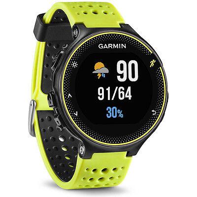 Garmin 010-03717-50 Forerunner 230 GPS Running Watch in Force Yellow