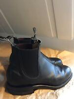 Støvler, str. 38,5, RM Williams, Sort, Læder