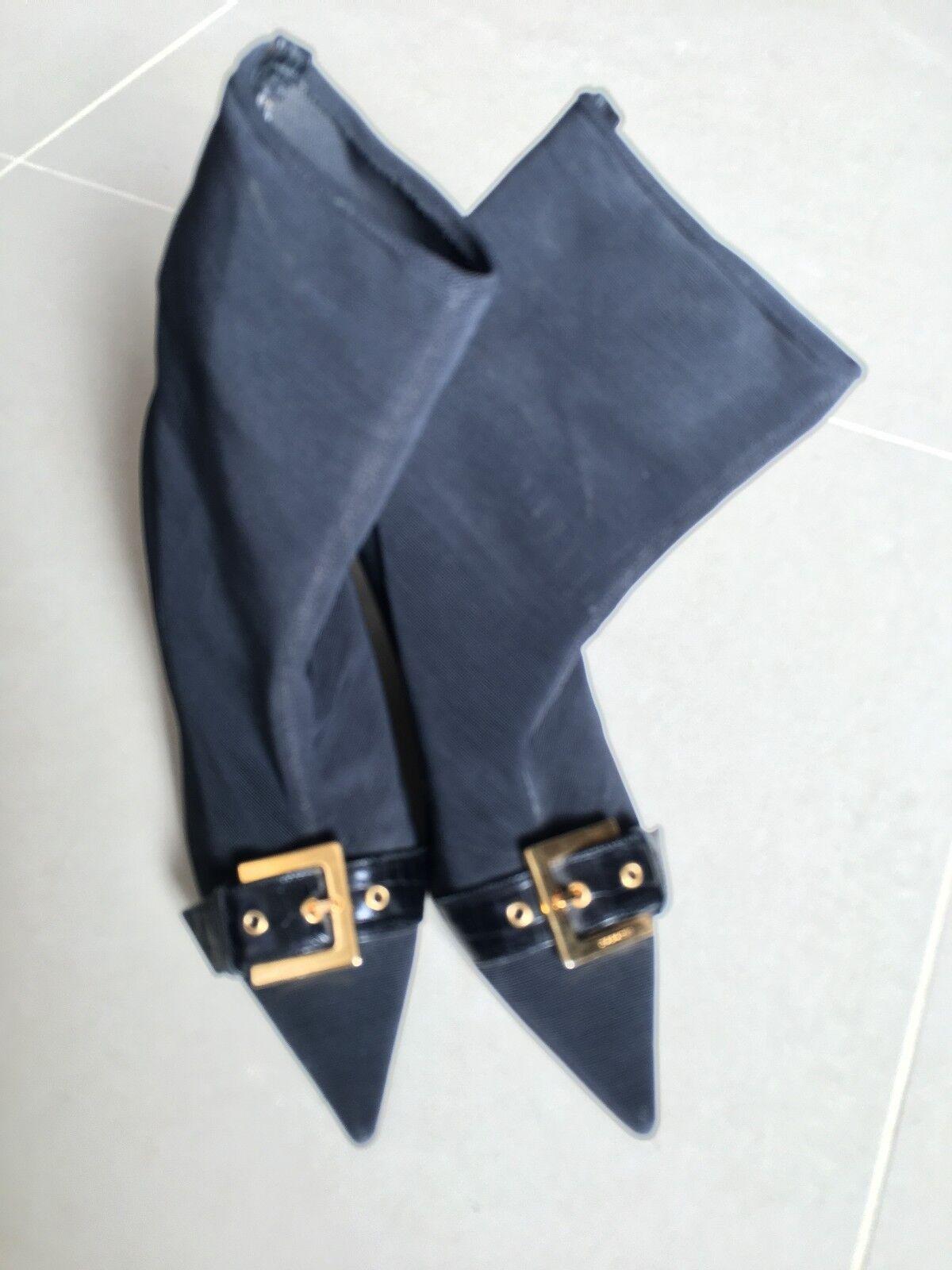 casadei Noir  stiletto stiletto  chaussures.taille unique 67e880