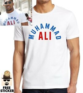 Muhammad-Ali-T-shirt-Boxing-Legend-Anthony-Joshua-Inspired-Mens-Gym-Training-Tee