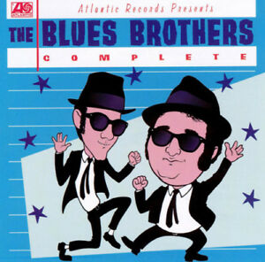 The-Blues-Brothers-The-Blues-Brothers-Complete-CD-2-discs-1998-NEW