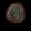 miniature 2 - 4028-RARE-1-cache-Pondichery-1836-Belle-qualite-FACTURE