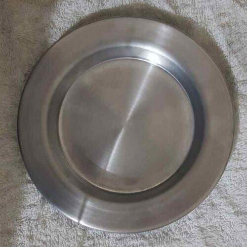 Künefe Teller tabagi verschiedene Grössen Aluminium Rostfrei