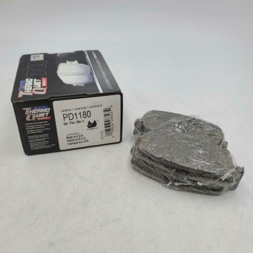 Rear Wagner ThermoQuiet PD1180 Ceramic Disc Pad Set