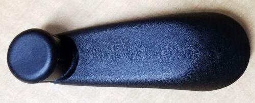 21097404 GMC Chevy Black Window Crank Handle Inside Interior Left//Right