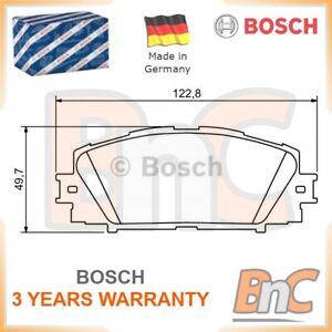BOSCH-FRONT-DISC-BRAKE-PAD-SET-FOR-TOYOTA-FOR-LEXUS-OEM-0986494198-0446552270