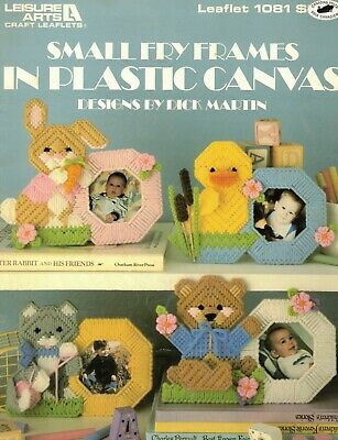 Plastic Canvas Today 15 Patterns Projects Crafts September 2003