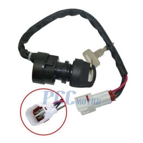 Ignition Key Switch FOR Yamaha YFM 400 Big Bear 2000 2001 New