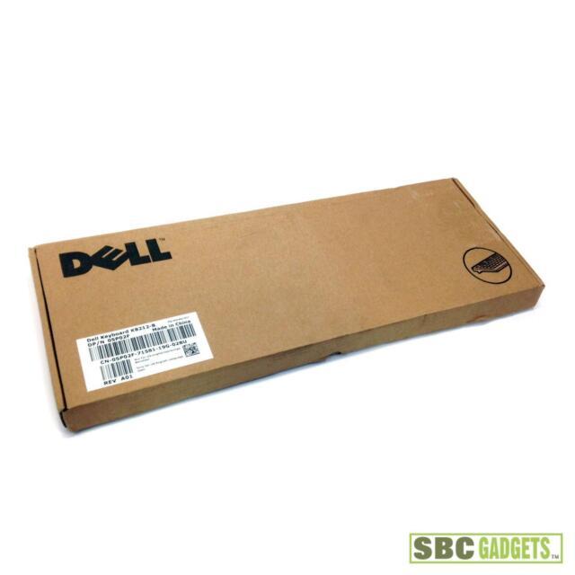 [New in Box] Dell 104 Quiet Key USB Keyboard (Model: KB212-B, DP/N: 05P02F)
