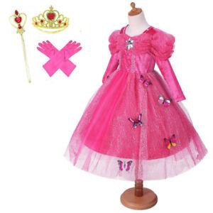 b0552856ad60 Store Princess Sleeping Beauty Ballerina Costume Dress Gown TUTU ...
