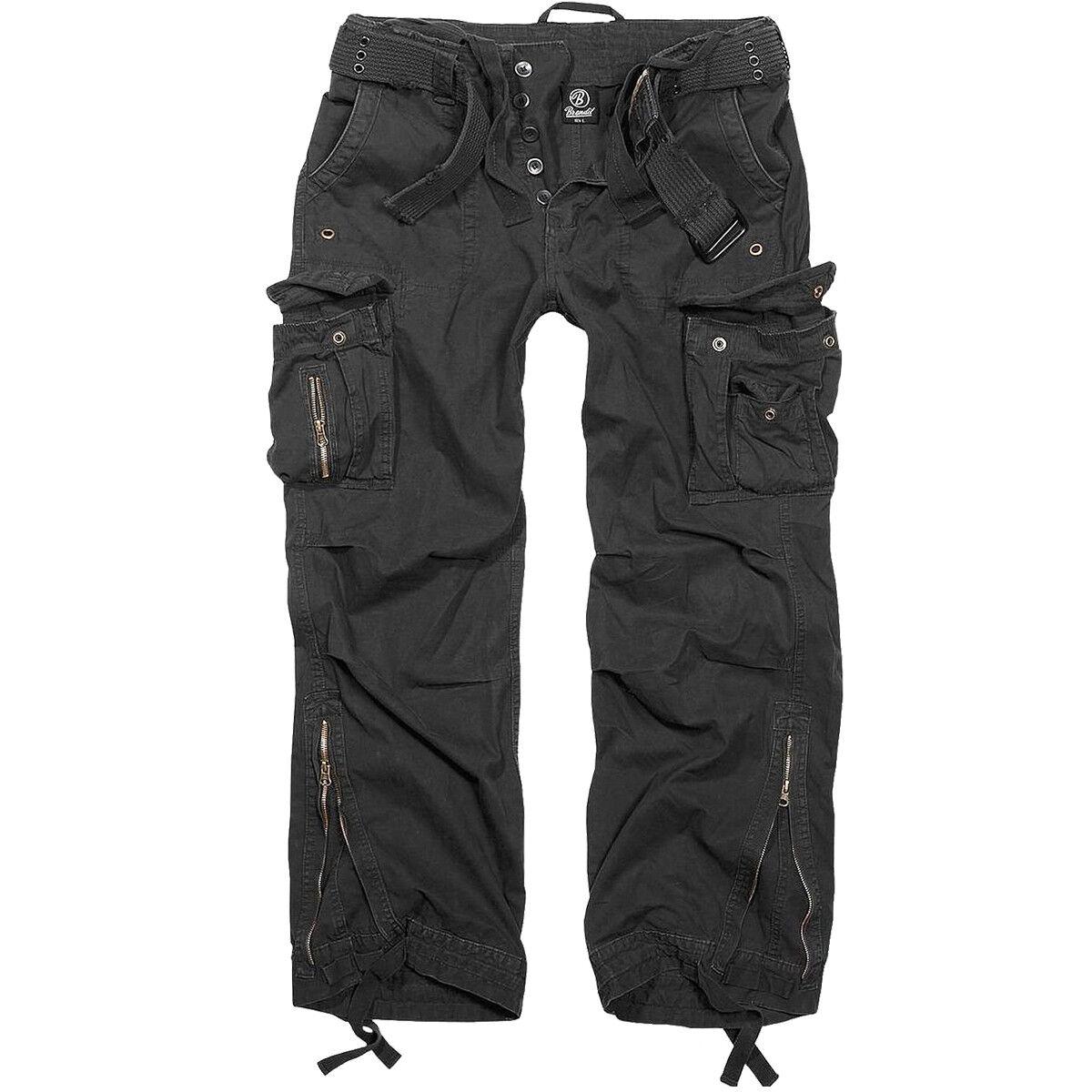 34148928e0 Brandit Royal Vintage Pantaloni Combat Uomo Sicurezza Pantalone Militare  Cotone nrpriw8243-Pantaloni