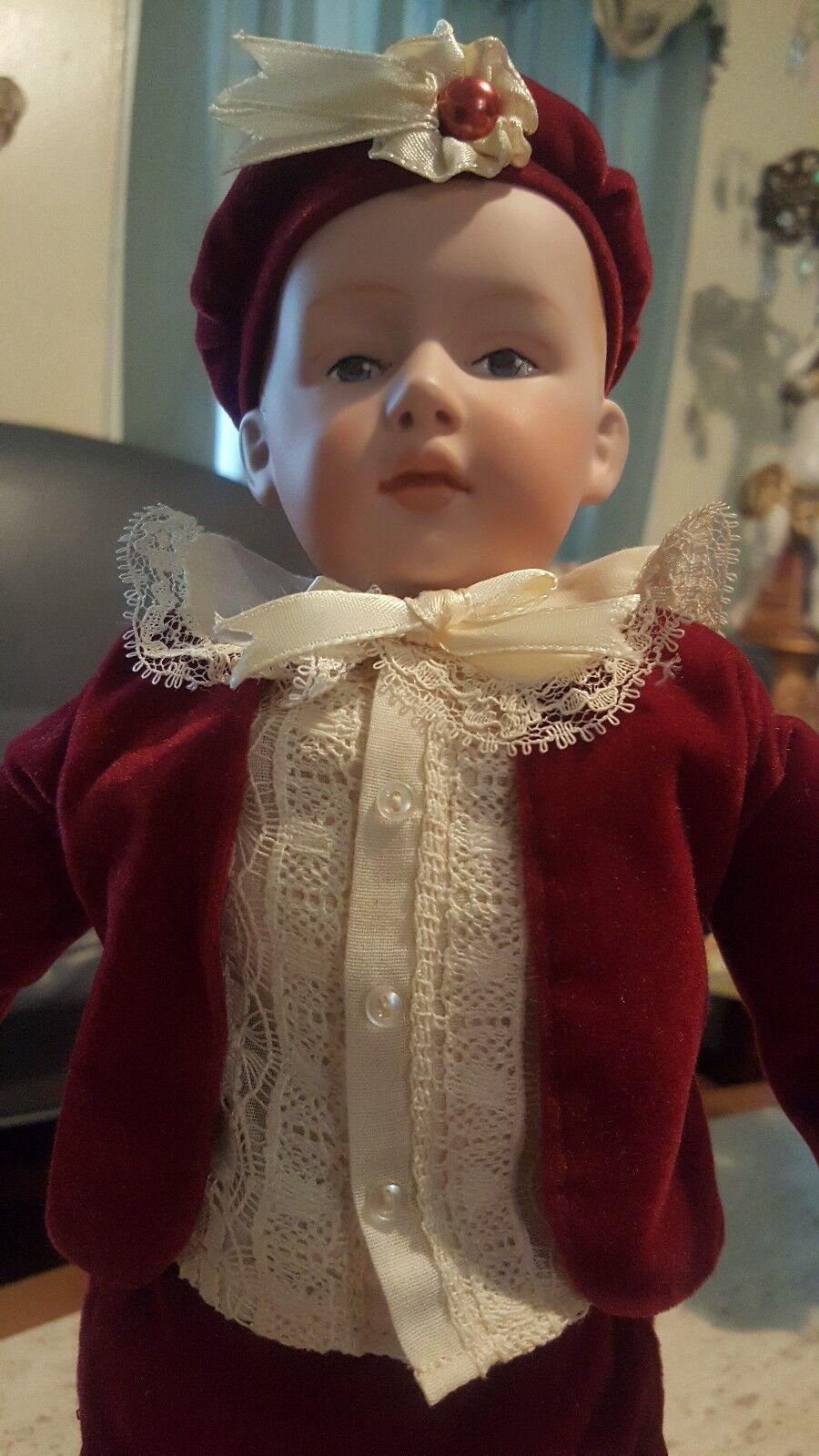 14  Niño Heubach sensuales cara personaje Biscuit muñeca reproducción Intaglio ojos