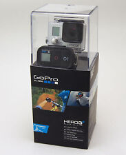 New GoPro HD Hero 3+ Black Edition Hero 3 PLUS CHDHX-302 w/ 64GB Micro SD Card