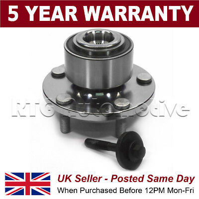 Front Wheel Hub Bearing Kit Fit Ford C-Max Focus Free Shipping With Warranty