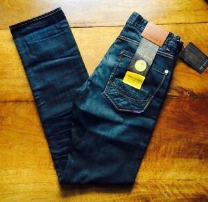 Mens-TED-BAKER-039-Tinned-Sardines-039-Jeans-Size-W30-L34-RRP-270-New-with-tags