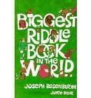 The Biggest Riddle Book in the World by Joseph Rosenbloom (Paperback, 1976)