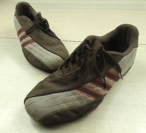 buy popular 5d834 85899 ... wholesale image is loading adidas goodyear mens racing shoes size 8  brown d1244 b2b2b ireland adidas new ...