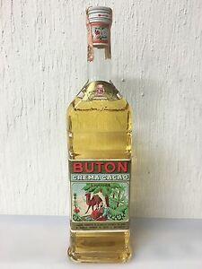 Buton-Liquore-Crema-Cacao-Vintage-1960-1970-75cl-31-Vol