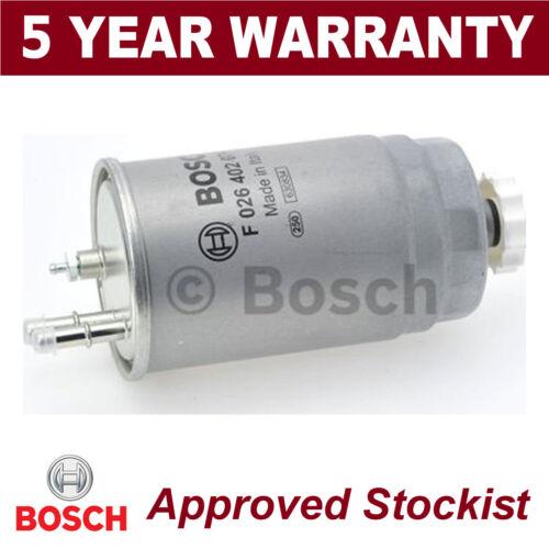 Bosch Filtre à Carburant Essence Diesel N2076 F026402076