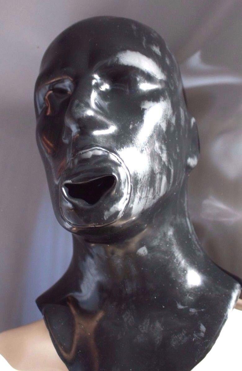 Latexmaske Mundhülle, Reißverschluß, Zip, Latex-Maske, rubber rubber rubber mask, MH geschl0,7 | Online Outlet Store  | Neuankömmling  | Genial  | Ich kann es nicht ablegen  660a37