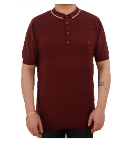 Bordeaux shirt Tee Polo Maille Artist en Bordeaux HFZUZqX