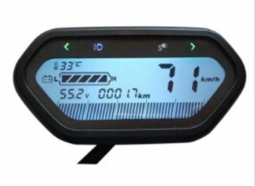 Display Screen for Electric Bike Ebike Fat Regular Tire Conversion Kit NEW