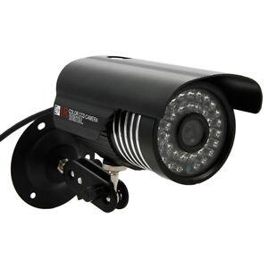 Outdoor Waterproof 1000TVL HD Surveillance CCTV Security Camera IR Night Vision