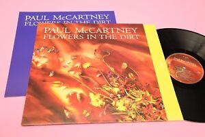 PAUL-McCARTNEY-BEATLES-LP-FLOWERS-ORIG-ITALY-NM-CON-INSERTO-TOOOPPP