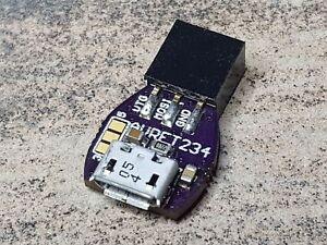 AVRFT234-Small-6-pin-AVR-ISP-programmer