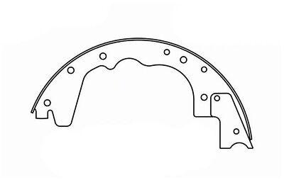 Parking Brake Shoe-Premium Brake Shoes-Preferred Rear Centric 111.09800