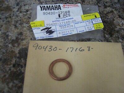 NOS YAMAHA GASKET 90430-17168-00