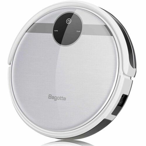 Bagotte BL509 Robotic Vacuum Cleaner Smart Navigation And Remote Control