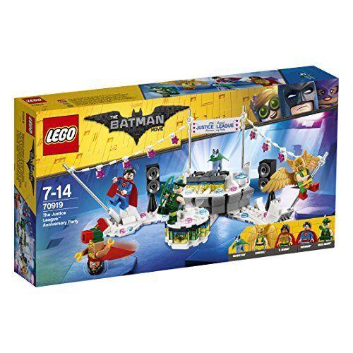 LEGO 70919 Batuomo Movie The Justice League Anniversary Party   ultimi stili