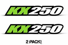 AMR Racing Kawasaki KX 250 Swingarm Graphic Number Plate Decal Sticker Part