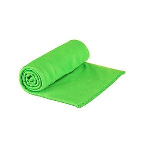 MED LIME Sea to Summit Pocket Towel