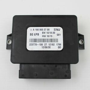Mercedes-Benz-SLK-R172-unidad-de-control-de-freno-de-mano-A1669002700-OEM