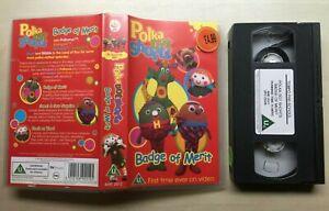 POLKA-DOT-SHORTS-BADGE-OF-MERIT-VHS-VIDEO