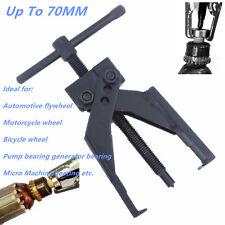 70MM 2Jaws Cross-Legged Vanadium chromium steel Gear Bearing Puller Extractor
