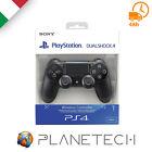 CONTROLLER SONY PS4 DUALSHOCK 4 V2 BLACK JOYPAD JOYSTICK ORIGINALE PLAYSTATION 4