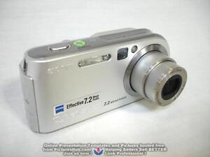 sony cybershot dsc p200 digital camera 7 2 megapixels 90 days rh ebay co uk sony cyber shot dsc-p200 read this first manual sony cyber shot dsc t200 manual