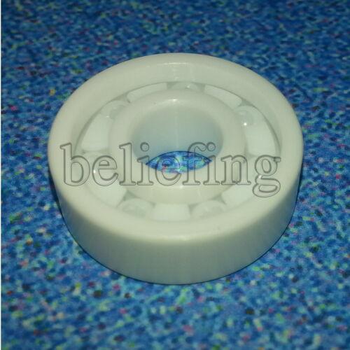 6903 Full Ceramic Bearing ZrO2 Ball Bearing 17x30x7mm Zirconia Oxide