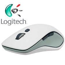 Logitech M560 - Funk Maus drahtlos - USB - kabelloser Empfänger (USB) -  WEISS