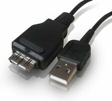 SONY CYBERSHOT DSC-W210, DSC-W215, DSC-W220   DIGITAL CAMERA USB DATA CABLE LEAD