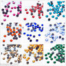Wholesale 1440pcs Hotfix Rhinestones SS10 3mm SS16 4mm Iron Flatback Crystal