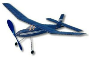 West-Wings-WW24-Sapphire-Rubber-Powered-Balsa-Wood-Plane-Kit-Wingspan-825mm-32-034